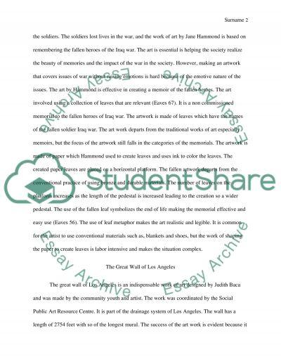 Comparative Response Essay 4