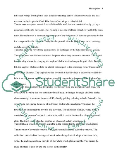English Essay On Terrorism Explain How Helicopters Fly Essay Paper Writing Services also Research Paper Essay Examples Explain How Helicopters Fly Essay Example  Topics And Well Written  Narrative Essay Sample Papers