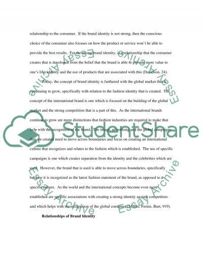 Logos in Adverstising essay example