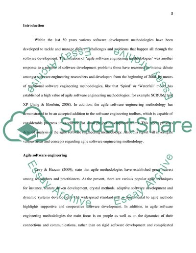 Academic style paper