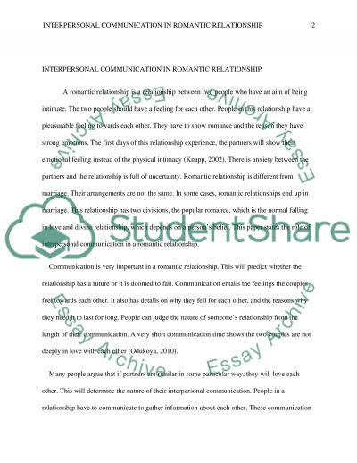 communication studies research paper To write a research paper on business communication, you will need to come up  with a  from generation to generation, and a result, studies are continuous.
