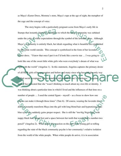 Essay Examples High School The Appearance Of Symbolism And Themes Found In Maya Angelous I Know Why  The Caged Top English Essays also English Essays For Kids The Appearance Of Symbolism And Themes Found In Maya Angelous  Short English Essays