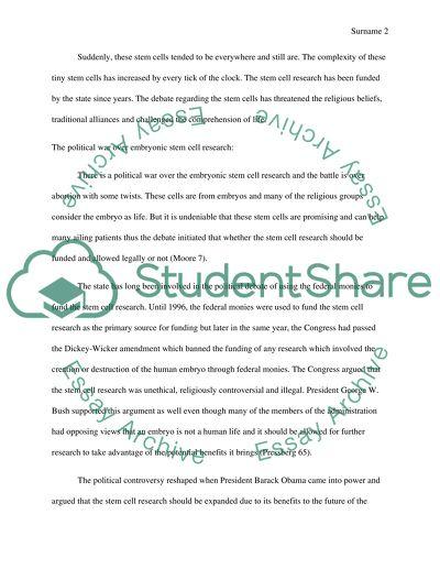 debate paper example