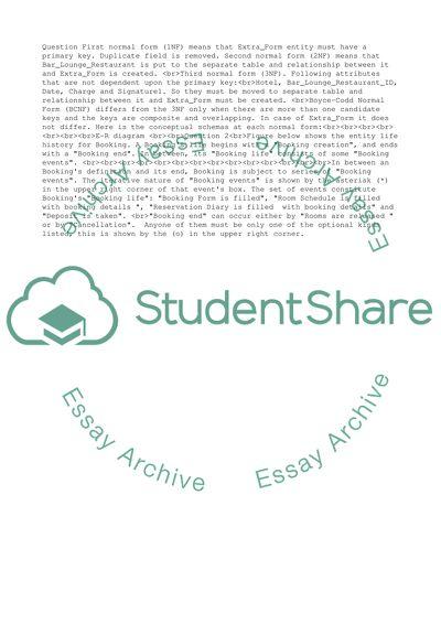 Information Systems Development Essay