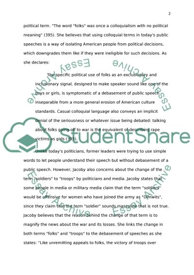Self Respect Essay Our Foolish Thoughts Into The World Essay also Woody Allen Essays Our Foolish Thoughts Essay Example  Topics And Well Written Essays  Essays On Superstitions