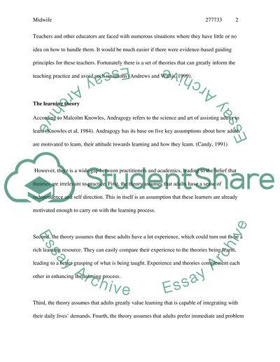 Nursing reflective essays
