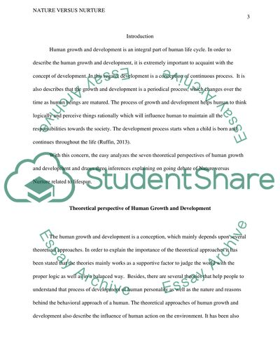 Culture Essays Nature Versus Nurture  Essay Example Dover Beach Essay also People Write Research Essays In Order To Nature Versus Nurture Essay Example  Topics And Well Written Essays  Essay About Capital Punishment