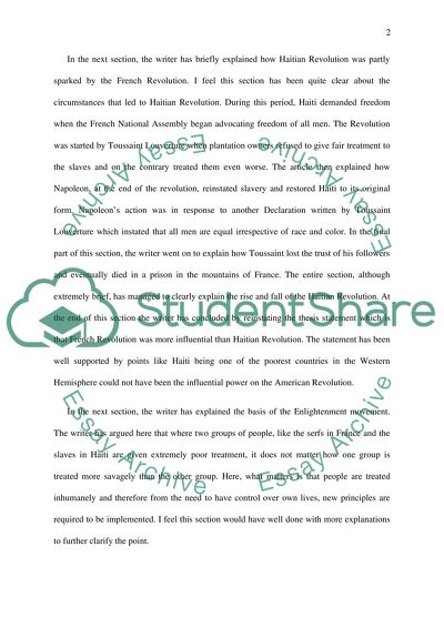 Outline For Compare And Contrast Essay Format French History Short Story Essay Examples also Graduate Essay Sample French History Essay Example  Topics And Well Written Essays    Lexington And Concord Essay