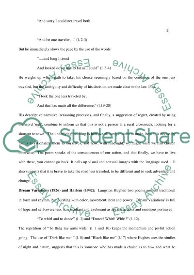 Gender Identity Essay The Road Not Taken By Robert Frost  And A Comparison With Other  Selected Essay On Disaster Management also Corporal Punishment Essays The Road Not Taken By Robert Frost  And A Comparison With Essay Multiple Intelligences Essay