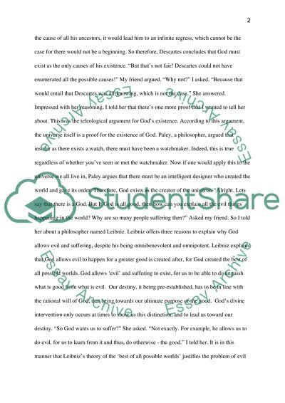 Persuasive Essay Topics For High School Philosophy Does God Exist High School Persuasive Essay also Science Technology Essay Philosophy Does God Exist Essay Example  Topics And Well Written  English Narrative Essay Topics