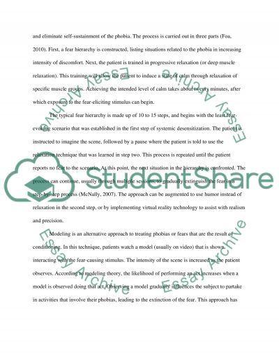 Behaviorist and Learning Aspects of Personality essay example