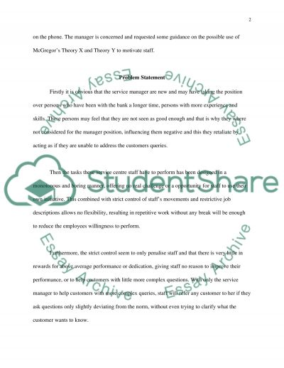 Principals of Management essay example