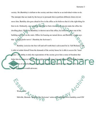Love or friendship essay