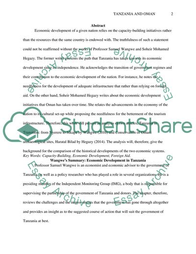 essay about omantel