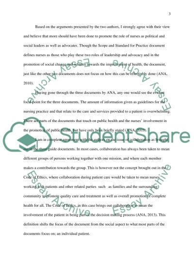 There are two short written assignments for this lesson 2.1 essay example