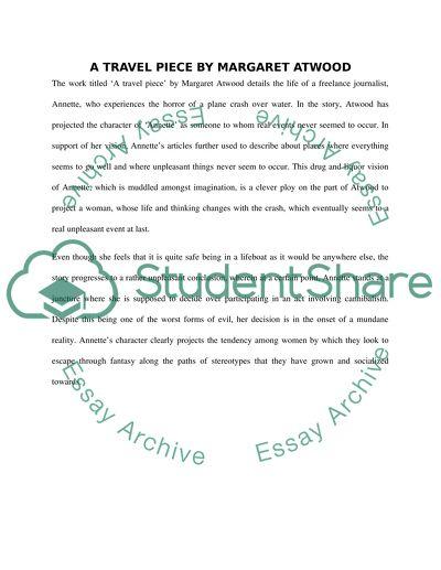 French short essay