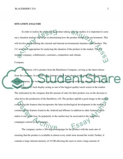 Learning Team Sales Plan: Phase Two essay example