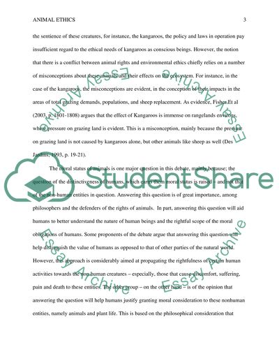 English Language Essay Topics Animal Ethics And Environmental Ethics Comparison Contrast Essay Example Paper also Last Year Of High School Essay Animal Ethics And Environmental Ethics Essay Example  Topics And  What Is The Thesis In An Essay
