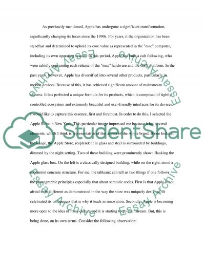 Essay About Photoshop essay example