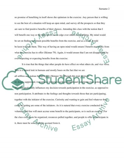 Choose one of the questions essay example