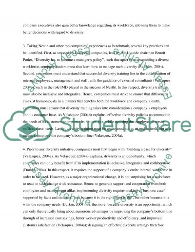 Managing Human Resources (HRM) Essay Essay example