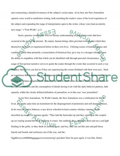 Literatures Power To Tell History essay example