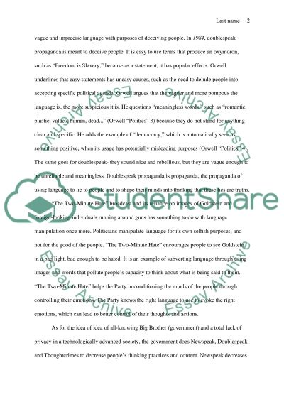 reading report Essay example