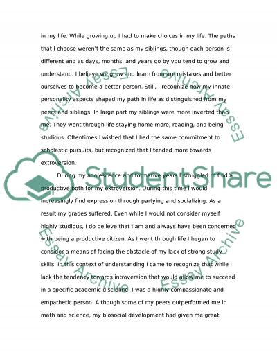 essay on biosocial development Human development exam essay questions spring 2008 comprehensive question  each of us is who we are as a result of complex interactions between our biological heritage, learning and cognitive skills, socio-emotional environment and emotional skills, and our family and peer environments.