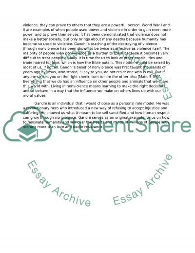 Write my role models essays examples