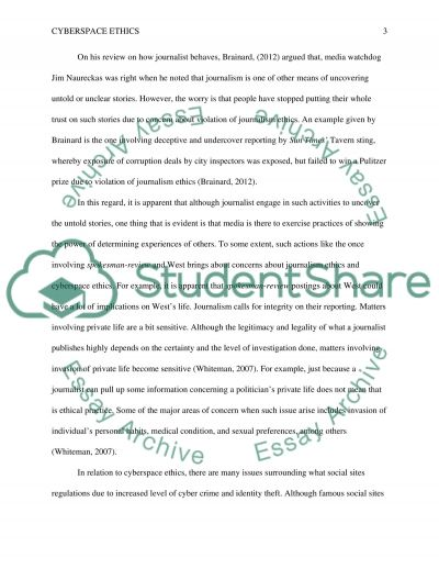 Research Paper Case Study example