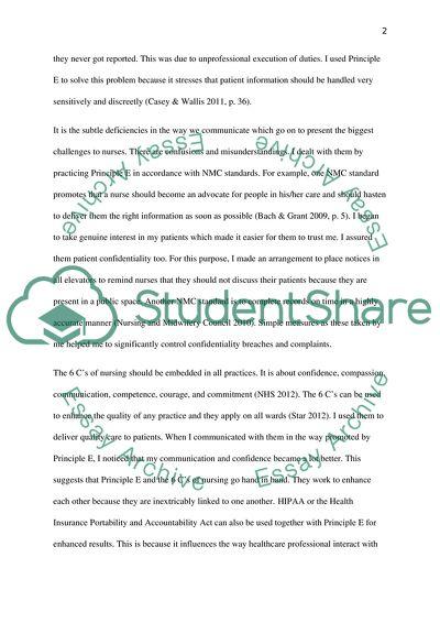 essay writing examples pdf