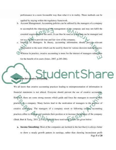 management of creativity essay A custom written essay example below provides you with some information about the main functions of management be sure to use it at your convenience.