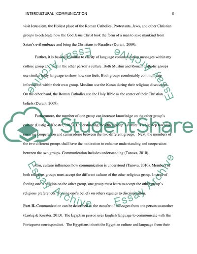Essay Proposal Sample Intercultural Communication  Essay Example Essays Topics For High School Students also Academic Writing Online Intercultural Communication Essay Example  Topics And Well Written  Gender Equality Essay Paper