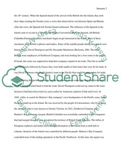 Research proposal Assignment & Resarch Essay
