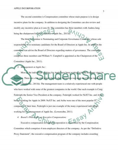 Open essay example