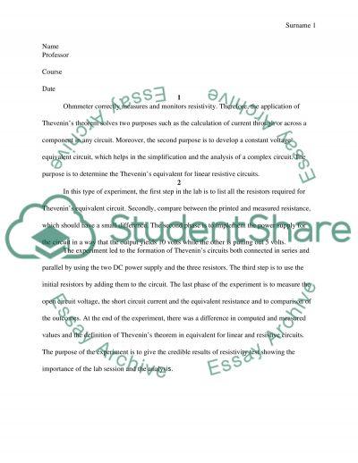 Paraphrasing essay example