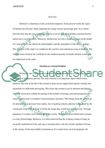 what is a social problem essay
