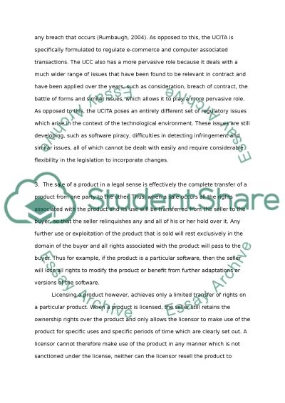 Individual Project essay example