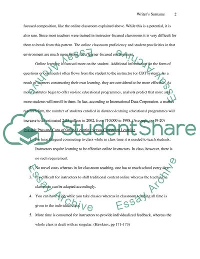 Kindred essay introduction