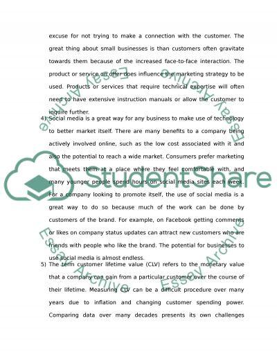 Final examiantion essay example