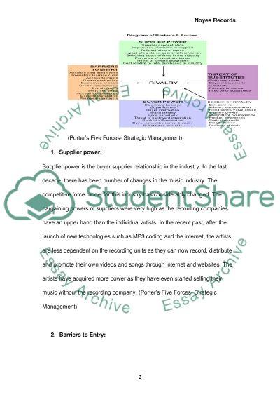 E-marketing plan essay example