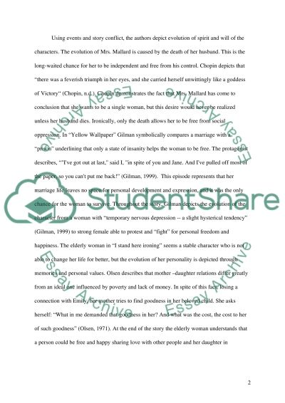 An Hour of Happiness essay example
