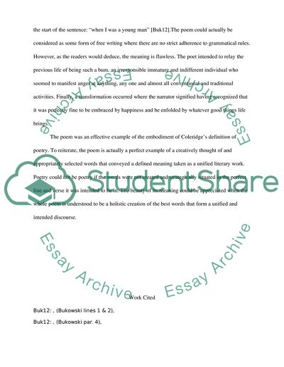 The Meaning Of A Poem Essay Example Topics And Well Written Essays 500 Words Top poem abbreviation meanings updated december 2020. studentshare