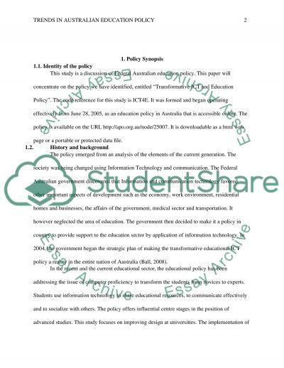 EDUC ASSIGNMENT essay example