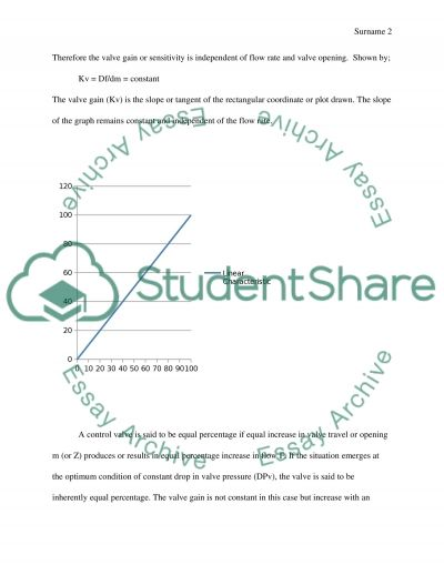 Process control essay example