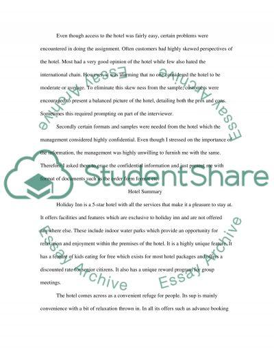 Sales Development and Merchandising essay example