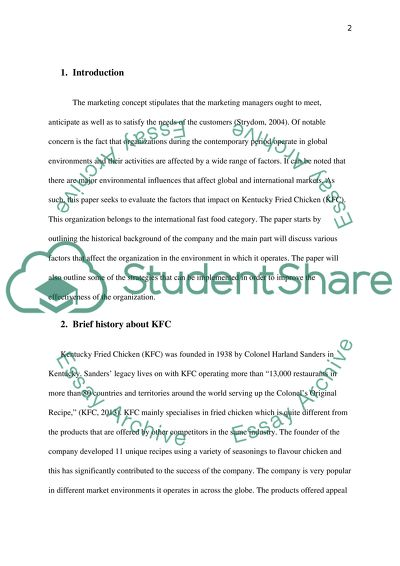 Importance Of Good Health Essay International Marketing Sample Proposal Essay also Essay Papers Online International Marketing Essay Example  Topics And Well Written  High School Entrance Essay Examples