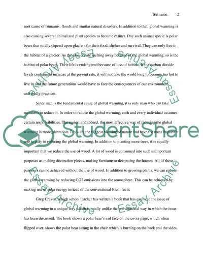 Tsno free term papers on global warming