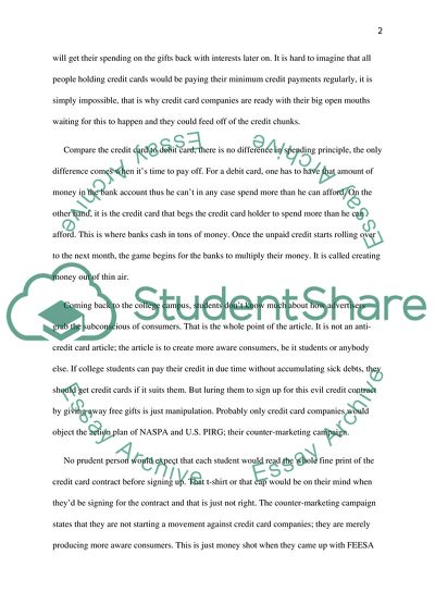 Write an essay in which you agree or disagree with the authors position. Use your own ideas and experiences