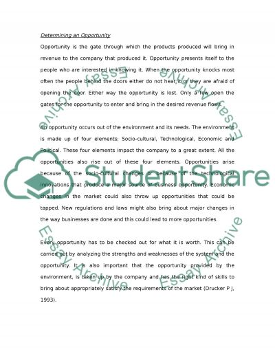 Marketing Management. The success and failure essay example